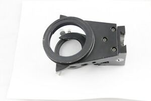 Nikon Optiphot Stage Carrier Condenser Assembly Holder Microscope