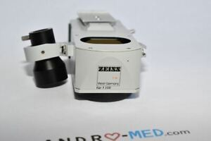 Zeiss Surgical Microscope F200 Optical Attachment Component