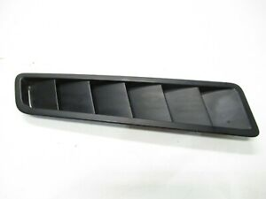 2013 2014 Ford Mustang Gt Hood Left Driver Side Vent Heat Extractor Black Oem