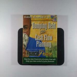 Dave Ramsey Financial Peace 2 Lesson Dumping Debt Cash Flow Planning Audio Cd