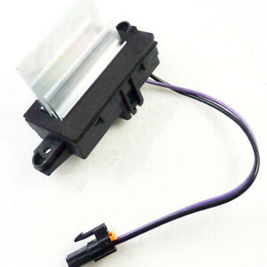 Blower Motor Resistor Heater Control Module For 2003 2006 Chevy Gmc Cadillac Usa