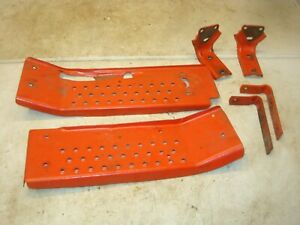 1959 Ford 841 Tractor Running Boards Brackets 800 801