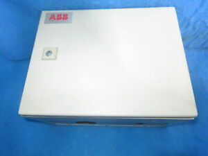 Abb Ae 1031 Compact Electrical Enclosure Cabinet Box 1 Year Warranty