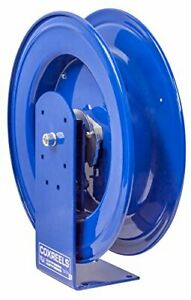 Ez e hpl 130 Safety Series Spring Rewind Hose Reel For Grease Hydraulic Oil 1