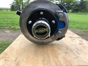 Dana 44 Front Axle High Pinion Ford 1979 78 60 Wms 5 On 5 5 Jeep Drivers Side