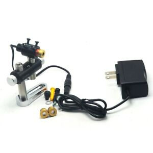 Dot line cross Focusable 5mw 650nm Red Laser Module W 2 axis Holder