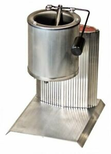 Electric Lead Production Pot Melting Melter Furnace Casting Molds Spout Stable $153.65