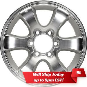 New 17 Replacement Alloy Wheel Rim For 2003 2009 Toyota 4runner 69430