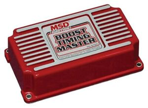 Msd Boost Timing Master For Msd Ignition