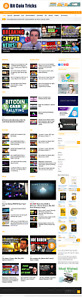 Turnkey Crypto Currencies Video News Website Automatic Free Hosting Setup