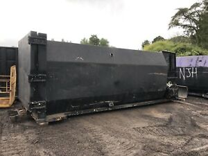 Roll off Trash Garbage Compactors Multiple Units Available Dumpster