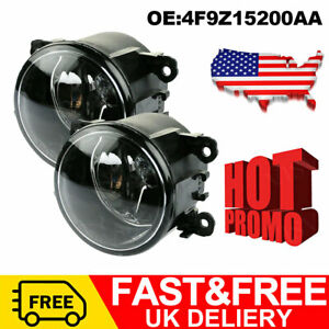 Led 60w Fog Light Oem Quality Replacement For 09 20 Mitsubishi Outlander F5