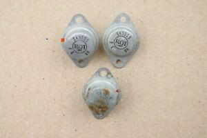 Lot Of 3 Vintage Rca Sk3009 Pnp Germanium Audio Output Transistor To 3