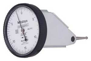 Mitutoyo 513 452 10e Dial Test Indicator vert 0 To 0 030 In