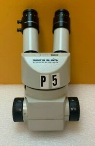 Wild Heerbrugg M3z 6 5 To 40x Stereo Microscope 2 15x 14 Eyepieces Tested