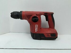 Hilti te 4 a22 Rotary Hammer Drill With Battery