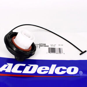 Genuine New Acdelco Fuel Gas Tank Filler Cap Gt330 Oem 20915842 With Tether Us