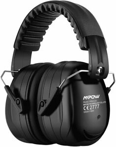 Mpow 035 Noise Reduction Safety Ear Muffs Shooters Hearing Protection Nrr 28db