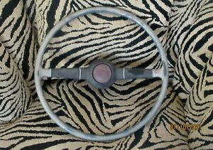1940 40 Ford Steering Wheel 17 Oem Vintage Real Ford Made In The Usa Nice