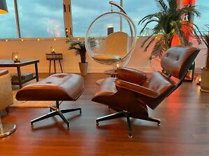 Lounge Chair And Ottoman Eames Design