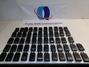 Lot Of 57 Motorola Minitor Iv V Fire Ems Pagers Uhf Vhf Low Band