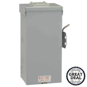 Emergency Power Transfer Switch 100 Or 200a 240 Volt Non Fused Backup Generator