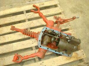 1959 Ford 841 Tractor 3pt Lift Top Cover Assembly 800