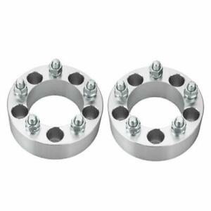 2pcs 2inch Wheel Spacers Adapters 5x4 5 To 5x4 5 1 2 X20 Studs For Jeep Wrangler