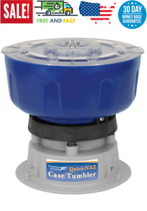 Frankford Arsenal Quick N EZ 110V Vibratory Case Tumbler for Cleaning $50.99