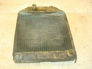 1970 Ford 2000 Tractor Radiator