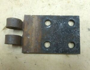1926 1927 Model T Ford Cowl Side Middle Door Hinge Original Piano Coupe 2dr