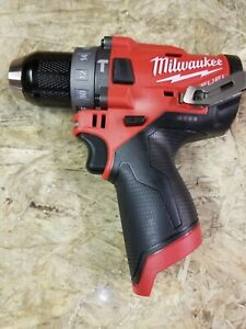 Milwaukee M12 Fuel 1 2 Hammer Drill Model 2504 20 Tool Only
