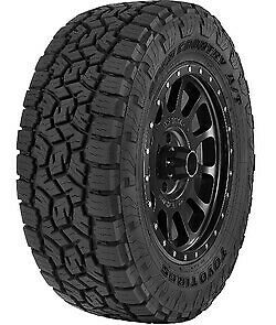 Toyo Open Country At Iii Lt25580r17 E10pr Bsw 4 Tires