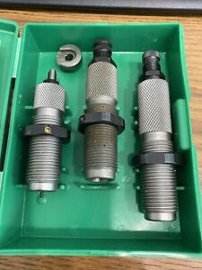 RCBS 3x Reloading Dies Set 375 Winchester In Factory Box Includes Shellholder #2 $57.00