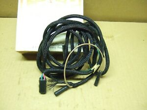 Nos Case Fender Harness A63740 770 870 970 1070 1175 1370 1570 Right Hand