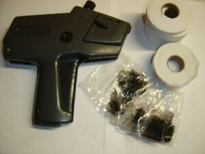Monarch 1110 01 One Line Price Gun With 10 Rolls Of Labels
