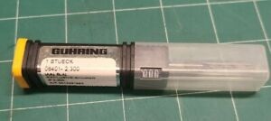 Guhring 2 300 Mm 140point solid Carbide Mirco Drill Bit