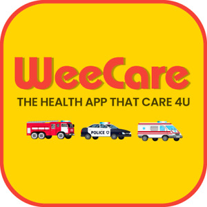 Weecare Emergency Android Health Safety App Montize Ready Free Shipping
