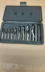 Grizzly G9757 Hss End Mill Set 2 Flute