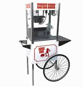 Paragon Kettle Korn 6 Ounce Popcorn Machine And Cart Combo 1106450 3070450