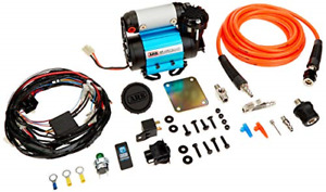 Arb Inflation Kit Air Compressor And Orange Air Hose Pump Up Kit With Quick On A