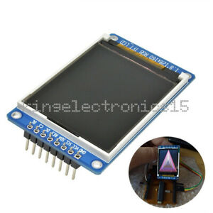 New 1 8 Inch St7735s 128x160 Spi Tft Lcd Full Color Display Module For Arduino
