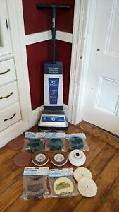 The Cleaning Machine Koblenz 2 Speed Floor Cleaner P2500 W new Accessories