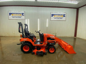 2014 Bx2370 Tractor Loader With Orops 4wd Hydrostatic Transmission
