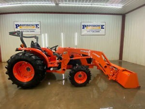 2014 Mx5200 Hst Tractor Loader With Orops 4x4 Skid Steer Quick Attach