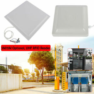 High Performance Integrated Uhf Rfid Readers Long Range With 8 12dbi Antenna