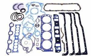 Ford Performance Engine Gasket Set Full Small Block Ford Kit M 6003 A50