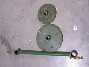 John Deere Wheel Wrench With Other Parts