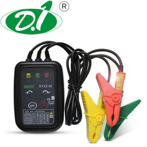 3 Phase Sequence Rotation Tester Led Indicator Non contact Detector Meter Tool