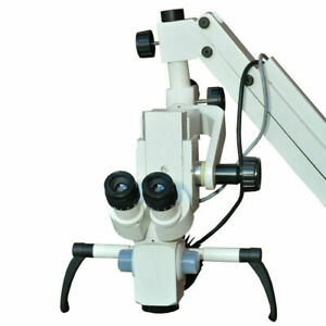 3 Step Table Mount Microscope With Free Shipping White